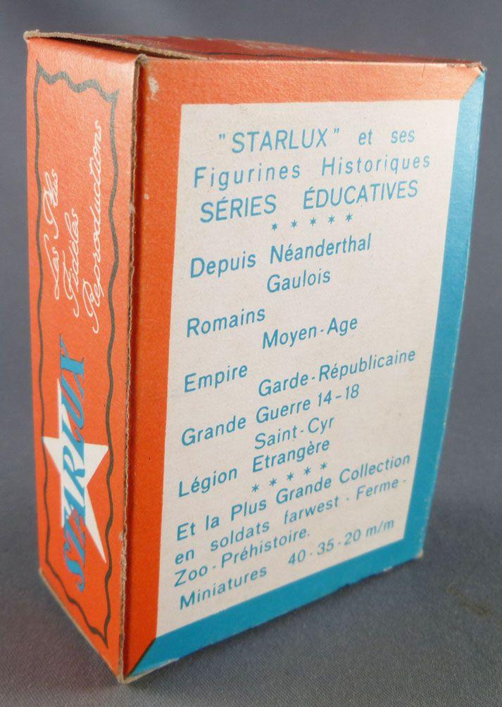 Starlux - 2ème GM - Allemand - Défilant Musique Cymballes Neuf Boite (réf VD3)