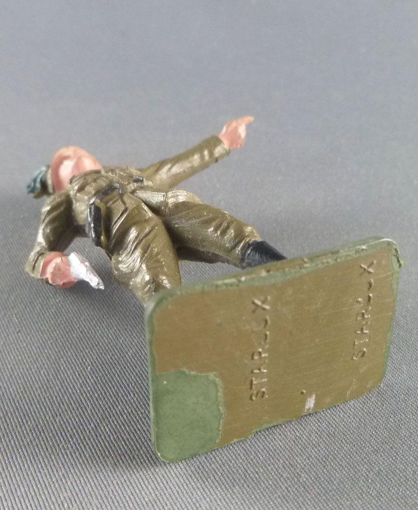 Starlux - Bersagliers Au Combat - Officier révolver (réf BC1)
