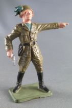 Starlux - Bersagliers Fighting - Officer with pistol (ref BC1)
