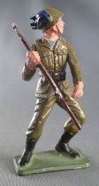 Starlux - Bersagliers Fighting - Rifle on front (ref BC8)