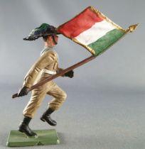 Starlux - Bersagliers Marching Music- Officer Flag Holder (ref BM1)