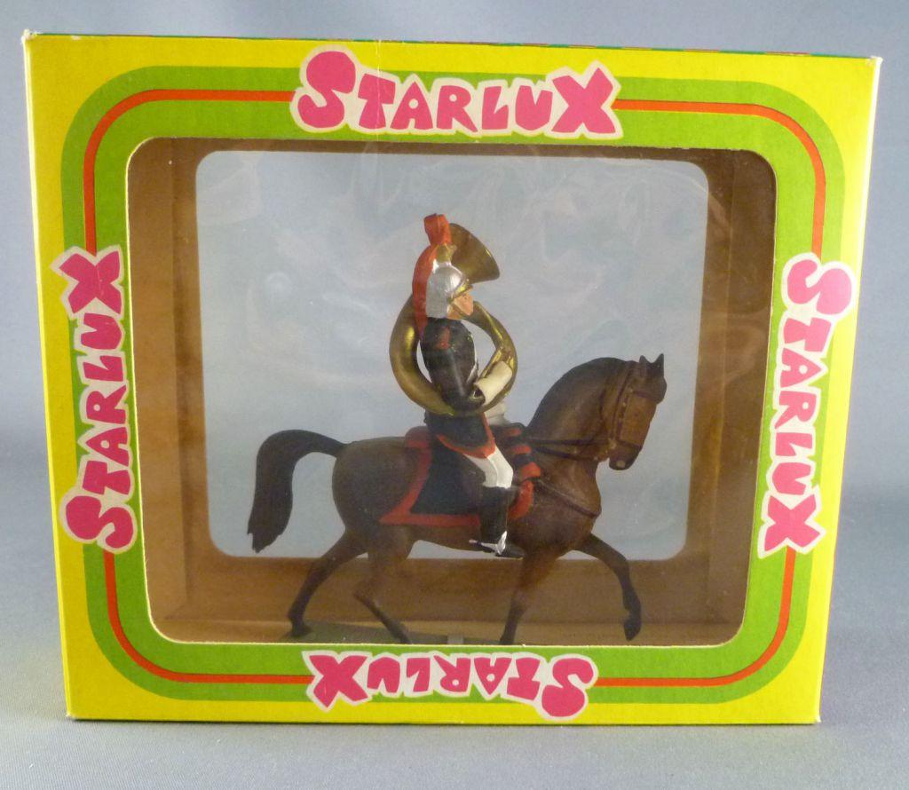 Starlux - Cavalier de la Garde Républicaine - Garde avec Hélicon Neuf Boite (ref 7207)