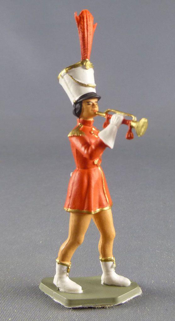 Starlux - Circus - Series 69 - Cheer leaders bugler (red)