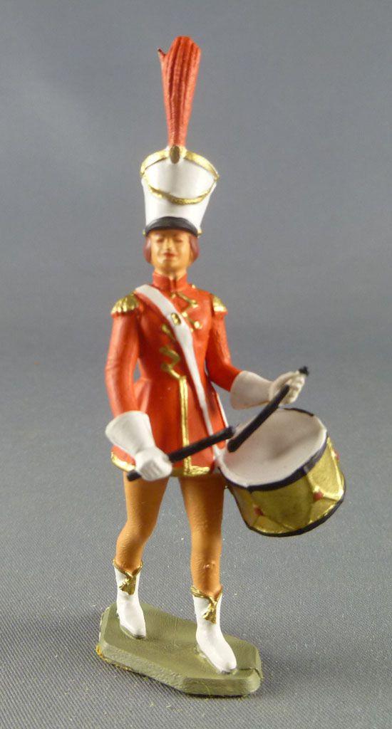 Starlux - Circus - Series 69 - Cheer leaders drum (red)
