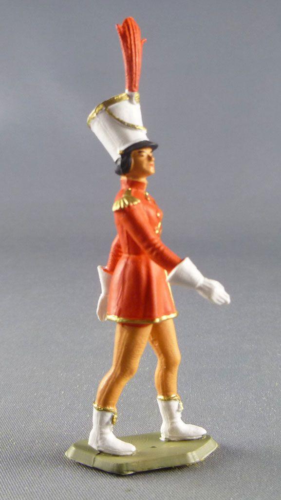 Starlux - Circus - Series 69 - Cheer leaders walking (red) (ref 5635)