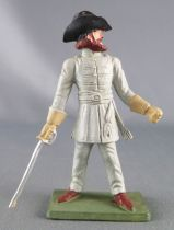 Starlux - Confederates - Regular Series - Footed General sabre in hand (ref S1)