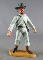 Starlux - Confederates - Series regular - Footed Infantry Walking (ref S2)