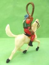 Starlux - Cow-Boys - Series 53 - Mounted Lasso (ref 418)