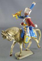 Starlux - Empire - Artilleur de la garde Cavalier - Trompette 1800-1815 (réf C22/8163/ FH60521)