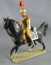 Starlux - Empire - Carabiniers Cavalier - 1810-1815 Patiné (réf 8159/FH60533)