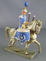 Starlux - Empire - Carabiniers Cavalier - Timbalier 2ème Rgt 1811 (réf 8156/FH60530)