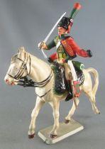 Starlux - Empire - Cavalier Chassseur de la garde 1804 1815 (réf C62/8176/FH60541)
