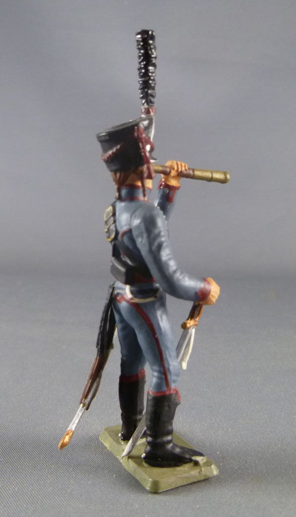 Starlux - Empire - Piéton Hussard - 3ème rgt (réf 312/8075/FH60301)