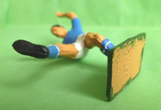Starlux - Football (Soccer) (National Team - Italia) - One leg up
