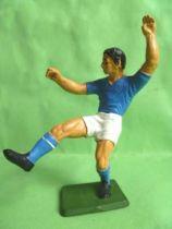 Starlux - Footballeur (Equipe d\'Italie) - Stoppant jambe en avant