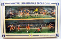 Starlux - Footballeurs - Coffret Ligue1 1998 - Montpellier Hérault Sport Club Neuf Boite