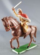 Starlux - French Cavalry - Series 63 - Spahi Saber Trotting Brow Horse (réf 406)