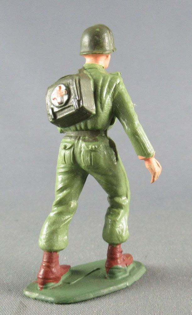 Starlux - French Infantry - Serie Luxe - Medical Corp Soldier (ref 5014) 2