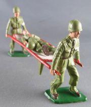 Starlux - French Infantry - Serie Luxe - Strecher team ref (5020