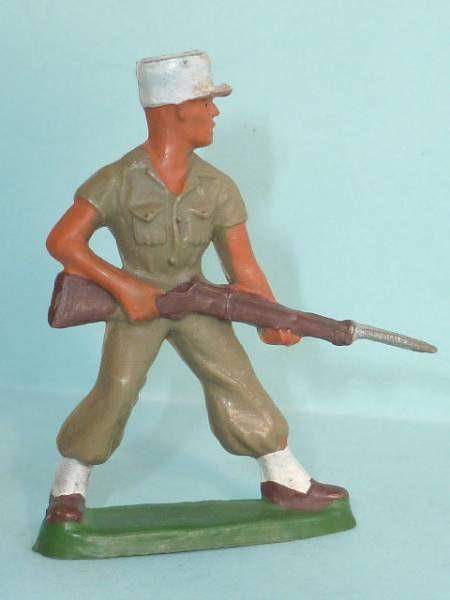 Starlux - French Legion - Type 2 - rifle & bayonnette (réf 91)