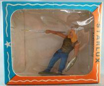 Starlux - Gallic - Footed Cuirass spear & rond shield Mint in Box (ref 7010)