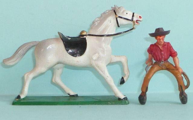 Starlux - Gardians - Cavalier chemise rouge (réf 5501)