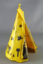 Starlux - Indians - Accessory Series Regular 54 - Indian tent (yellow & black) (ref 856)