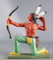 Starlux - Indians - Series Luxe Speciale 68 - Footed Firing Bow kneeling (ref 5152)