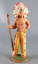 Starlux - Indians - Series Regular 53 - Footed Chief (ref 145)