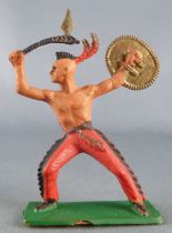 Starlux - Indians - Series Regular 57 - Footed Ax & shield (red) (ref 148)