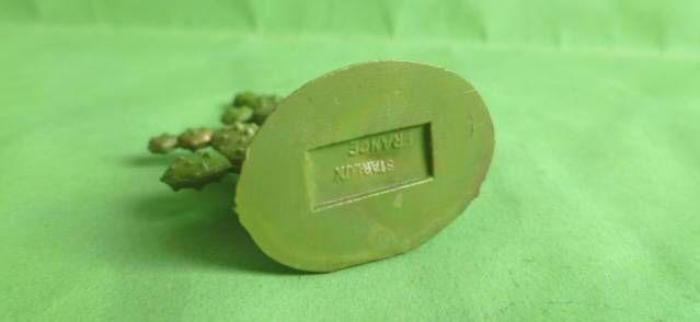 Starlux - Indiens - Accessoire Décor - Cactus à aiguilles 2 (vert clair) (réf xx)