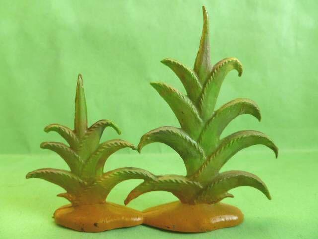 Starlux - Indiens - Accessoire Décor - Cactus agaves double (réf xx)