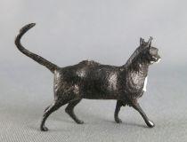 Starlux - La Ferme - Animaux - Chat marchant noir (série 63 réf L575)