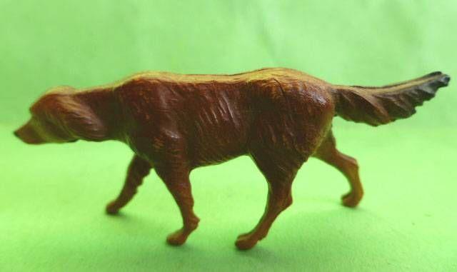 Starlux - La Ferme - Animaux - Chien de troupeau marron (réf ?)