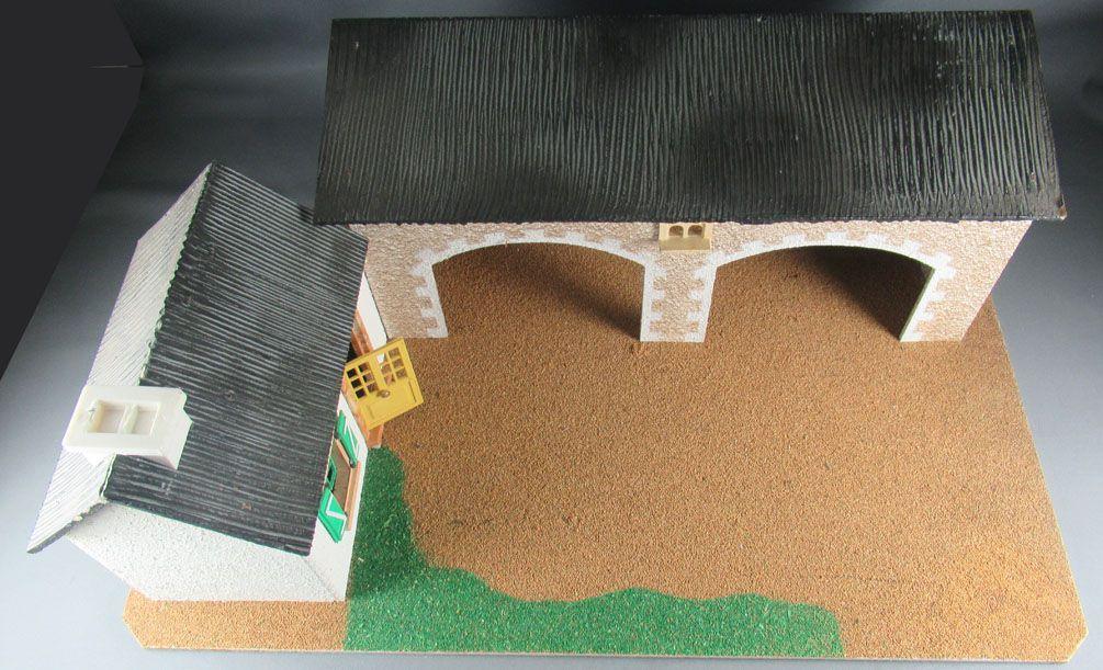 Starlux - La Ferme - Bâtiment Plasticobois - Ferme N°3 Neuve sans Boite