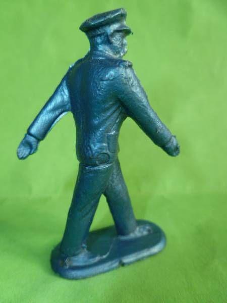 Starlux - Marins - Série Luxe (Plastique souple, bleu) - Défilant officier (réf 5048)