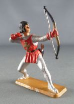 Starlux - Middle-age - 58 Series - ref  6007 (white base) - Footed Bowman 1st version
