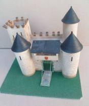 Starlux - Moyen-Age - Chateau Fort Plasticobois N° 4