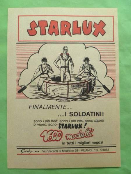 Starlux - Original Italian Advertising