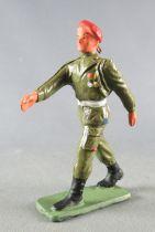 Starlux - Parachutistes - Série Luxe 72 - Officier Défilant  (réf PM 617)