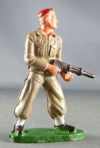 Starlux - Paratroopers - Type 2 - MP in hand (ref 71)