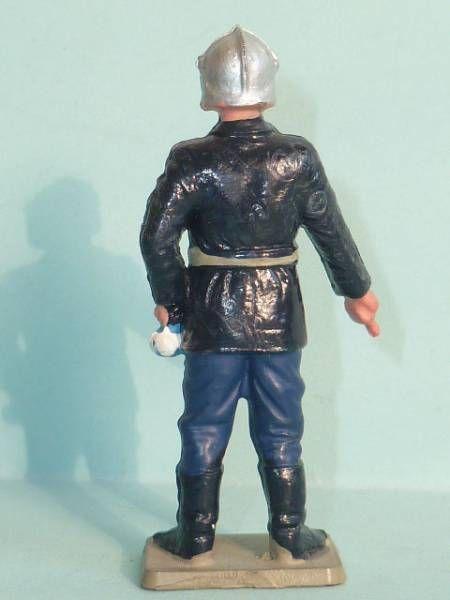 Starlux - Pompier 3ème série - Officier avec lampe bleue (réf SP1)