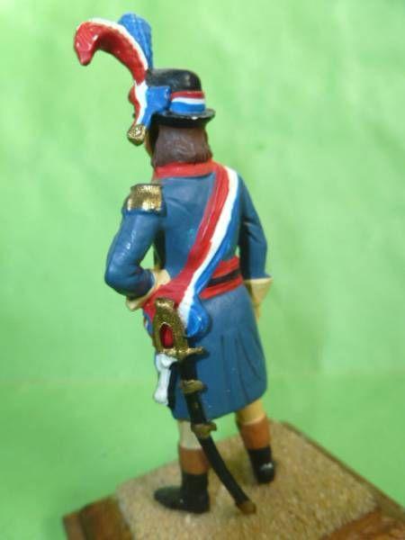 Starlux - Révolution française - Commissaire du peuple en mission sans boite (ref RF50057)