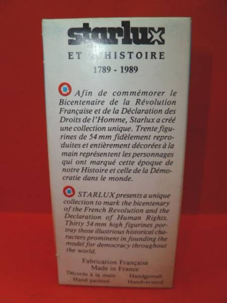 Starlux - Révolution française - Merveilleuse neuf en boite (ref  RF50051)