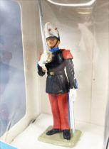 Starlux - Saint Cyrien - Elève Officier G à V présentant sabre Neuf Boite (réf SC1/FH31025)