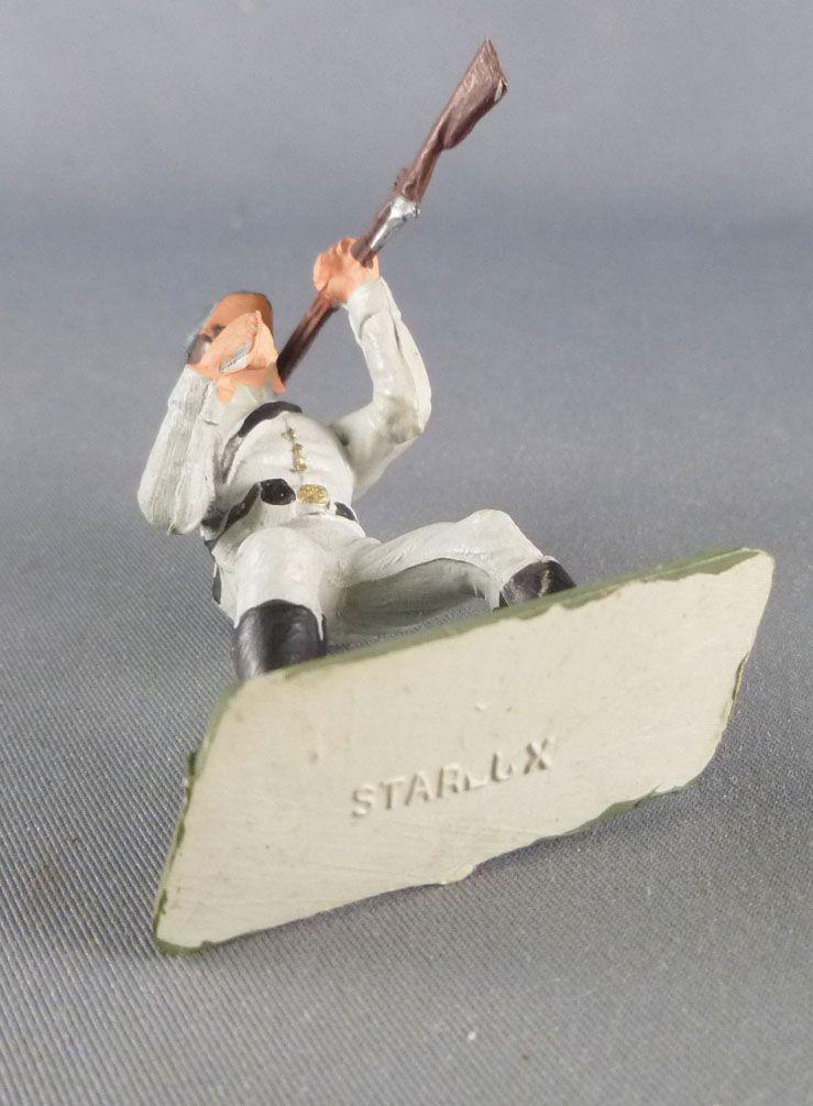 Starlux - Sudistes - Série ordinaire - Piéton fusil main gauche (réf S8)