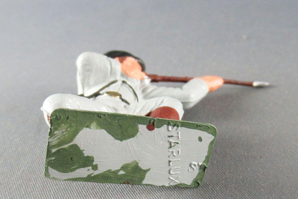 Starlux - Sudistes - Série ordinaire - Piéton Tireur fusil genoux (réf S3)