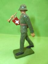 Starlux - Switzerland Army - Fouted walking bugle (ref AH104)
