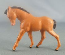 Starlux - The Farm - Animals - Colt (brown) (Series 65/66 ref 535)