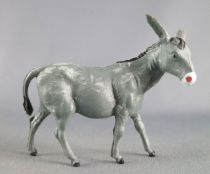 Starlux - The Farm - Animals - Donkey grey without base (Series 60 ref 2547)